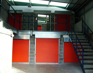 safe and value for money self storage units