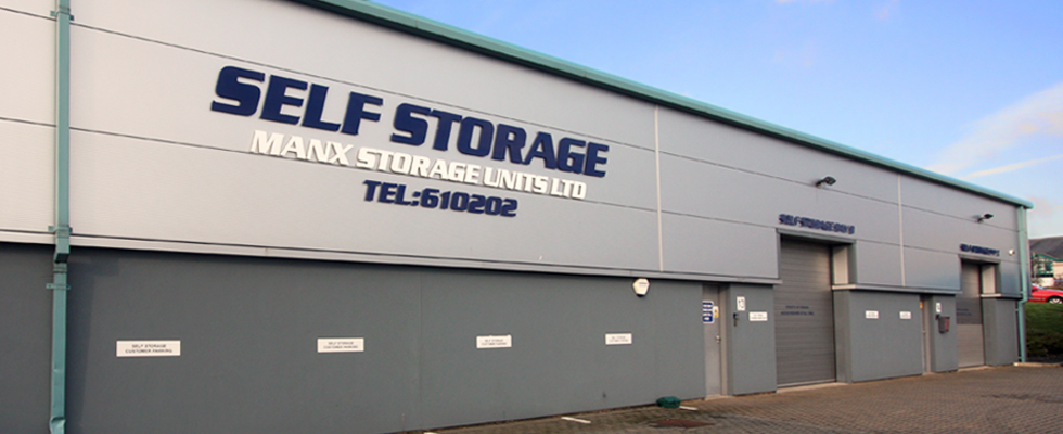Manx Storage units, Isle of Man Business Park