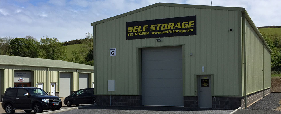 Manx Storage Units, White Hoe Industrial Estate